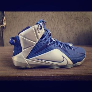 Nike LeBron 12 Dallas